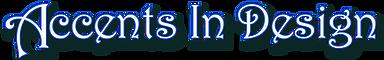 Accents in Design  Logo