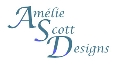Amelie Scott Designs Logo