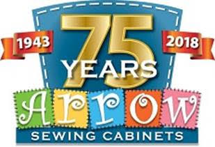 Arrow And Kangaroo Cabinets, Drawers, Cutting Tables, Chairs, Inserts, Air  Lift Platforms For Sewing Machines Up To 45 Pounds, For Quilting, Sewing,  ...
