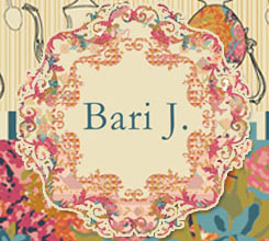 Bari J Logo