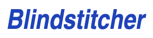 Blindstitcher Logo