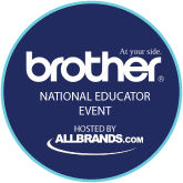 Brother Educator Event Logo