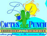 Cactus Punch Logo