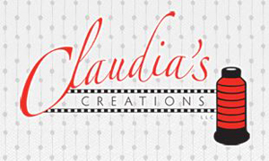Claudia's Creations Logo