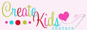 Create Kids Couture Logo
