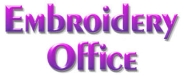 Embroidery Office Logo