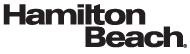 Hamilton Beach Logo