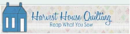 Harvest House Quilting Logo