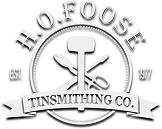 H.O. Foose Tinsmithing Logo