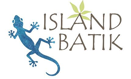 Island Batik Fabrics Logo