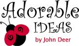 John Deer Adorable Ideas Logo