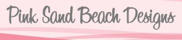 Pink Sand Beach Designs Logo