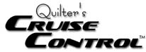 Quilter's Cruise Control Logo