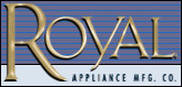 Royal Vacuums Logo