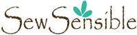 Sew Sensible* Logo