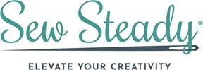 Sew Steady Logo