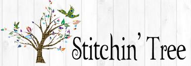 Stitchin' Tree Logo