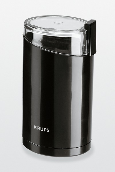 Krups 203-42 Fast Touch Electric 3oz Coffee Beans Spices Grinder Blacknohtin
