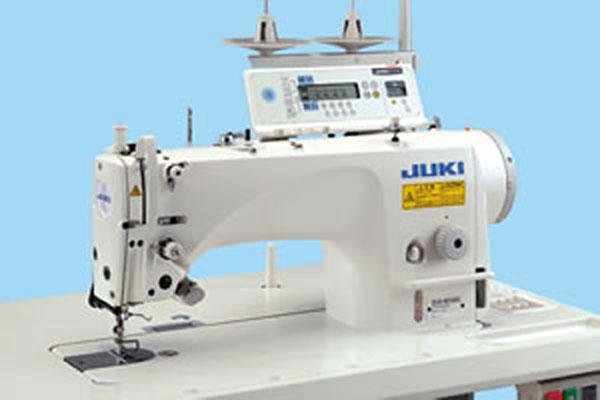 Juki DLN-9010-7S Direct Drive Needle Feed Only Industrial Lockstitch Sewing Machine DLN9010-7S, AutoTack, NeedlePosition, ThreadTrim, FootLift, Standnohtin