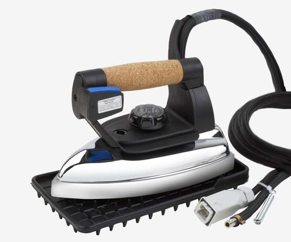 Reliable 2100IR Professional Steam Iron Head & Hose 4Lb 800W, 120V - Factory Servicednohtin