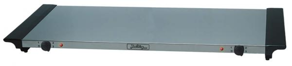 "BroilKing NWT-40S Professional Jumbo Warming Tray, 41 1/4"" x 14"" Heating Surface, Stainless Steel, 120 Volts, 600 Watts, 5 Amps"