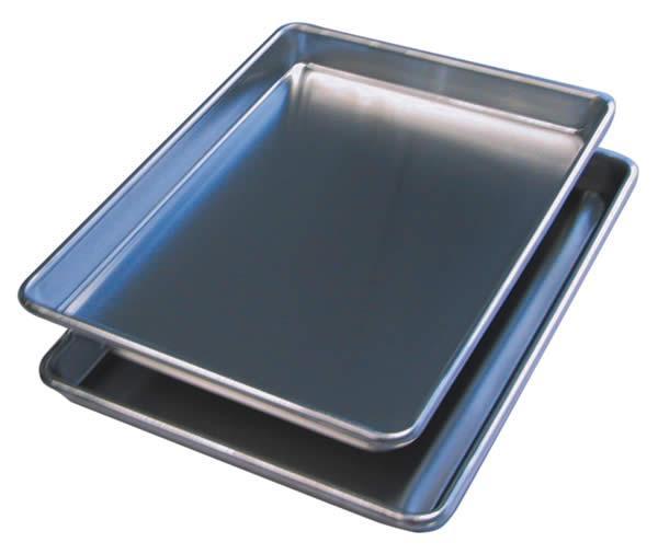 BroilKing D5220: Set of 2 Commercial Quarter Size Sheet Pans