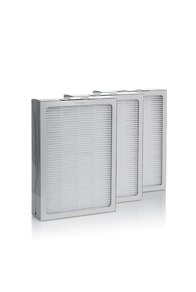 Blueair 500/600 Series HEPASilent Unit Particle Filters (3 Pack) Replacement for Blueair: 501, 503, 550E, 601, 603, 650E Air Purifiers BA500/600
