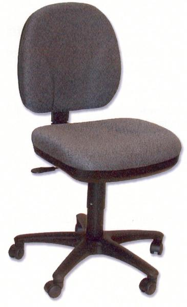 Performance Sewing Chair, Air Lift, Adjustable Contoured Foam Seat Heights, Back Height, 5 Caster Rollers Base, Grey, Navy or Black Graffiti, 15YrWnty