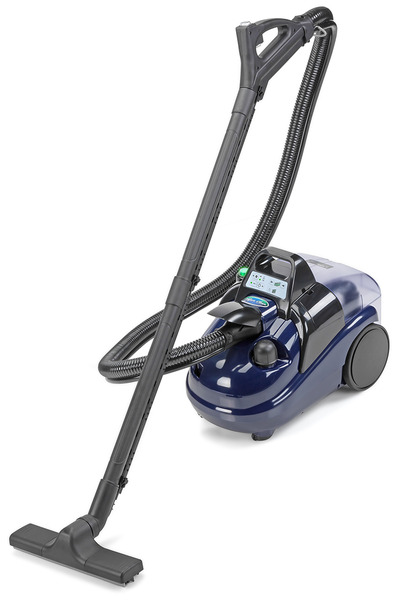 Vapor Clean GAIA GA58001 All in One Steam Cleaner, Soap Injector, Air Blower, 1700W, 1.6 liter Stainless Steel Boiler