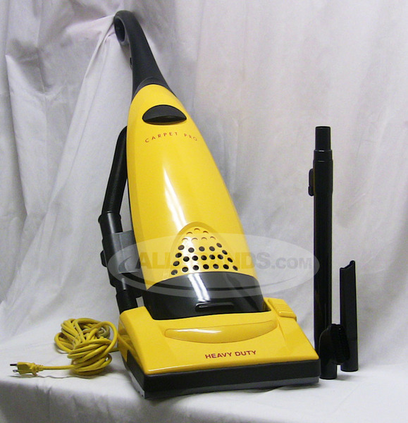 """Carpet Pro CPU-85T Commercial Upright Vacuum Cleaner 12"""" Wide Clean Path Home Coupons"""