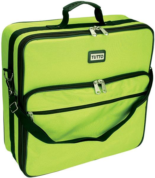 Tutto em quot embroidery arm unit carry case tote bag
