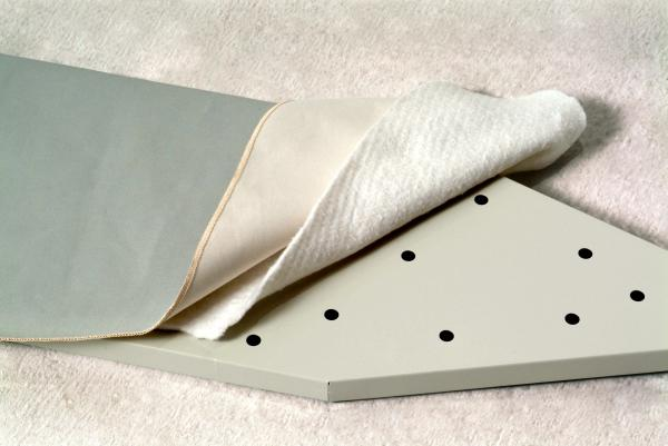 """IRON-A-WAY & HandiPress Replacement Ironing Board Cover and Pad 42-46""""nohtin"""