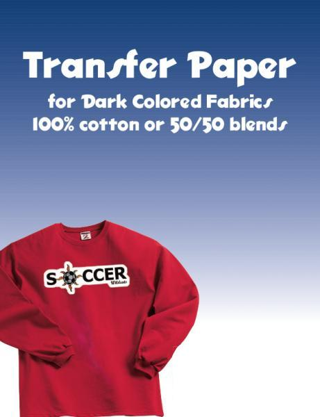 Printables Transfer Paper 100 Sheets of 8.5x11