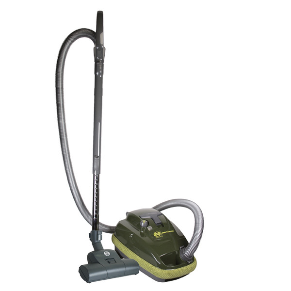 SEBO 9696AM K2 Air Belt Hunter Green Canister Vacuum Cleanernohtin