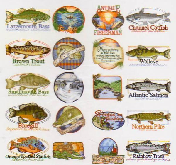 Dakota Collectibles 970135 Fishing Memories Multi-Formatted CDnohtin