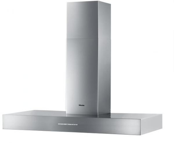"Miele DA5321W Wall Ventilation Hood, 48"", D�cor Series"
