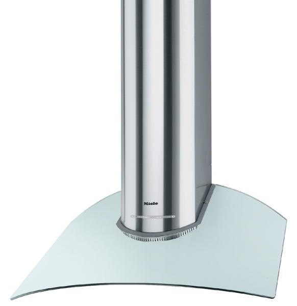 Miele DA249-4 Wall Ventilation Hood, 36�?, Designer Series