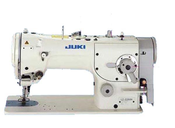 Juki LZ-2280N 5mm Zigzag Lockstitch Sewing Machine, Japan, Power Standnohtin