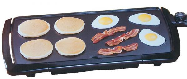 "Presto 07030 20"" Cool Touch Electric Griddle"