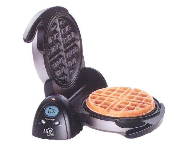 Presto 03510 FlipSide Belgian Waffle Makernohtin