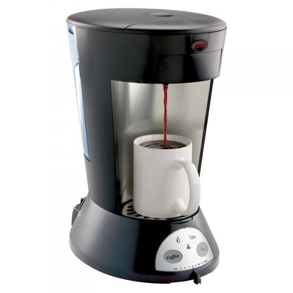 BUNN ® MCA My Caf� Automatic Commercial Single Serve Coffee/Tea Brewer