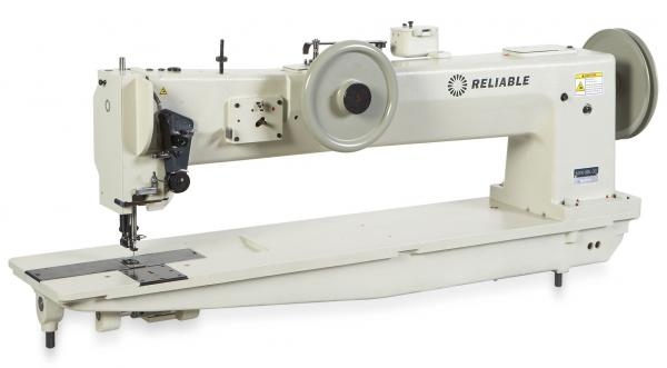 Reliable MSK 8400BL-30 Single Needle 30�? Longarm Walking Foot , Safety Clutch, Big Bobbin, 20mm Lift