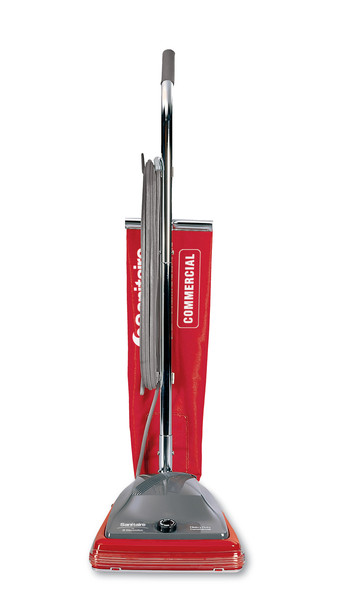 """Sanitaire SC684F Commercial Upright Vacuum Cleaner, 12"""" Cleaning Pathnohtin"""