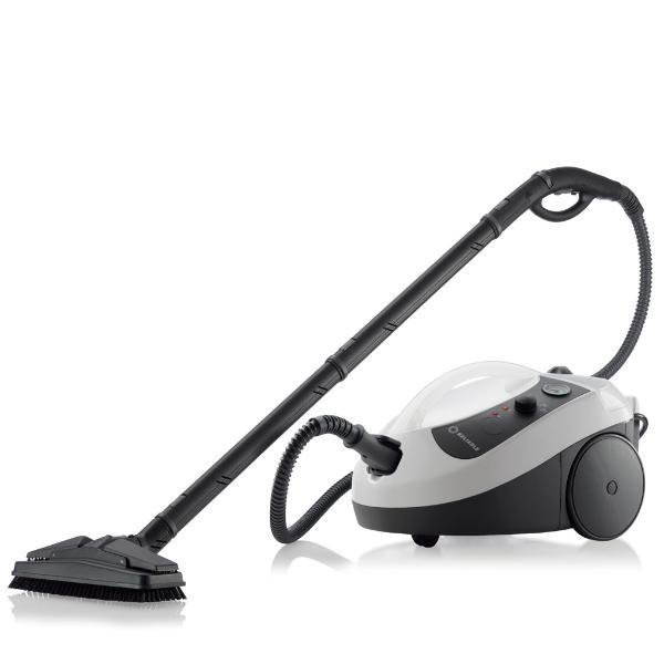 Reliable E5 Enviromate Steam Cleaner, Continuous Steam System, 9 Cup Capacity, 320AoF, 58PSI, 19Lb, 20 Tools & Accessories, 10 Yr Warranty