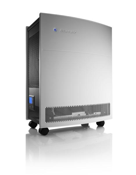 Blueair 650E Go HEPA Silent E Series Air Purifier Cleaner 698SqFt Roomnohtin