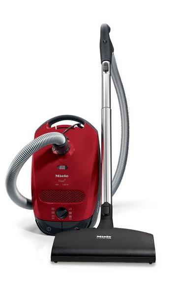 Miele Classic C1 Titan HEPA Canister Vacuum Cleaner Mango (Formerly the S2000 Series)nohtin