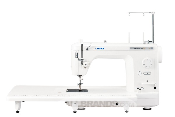 "Juki TL2000Qi 9"" Arm Straight Stitch Sewing Quilting Machine 1500 SPMnohtin"