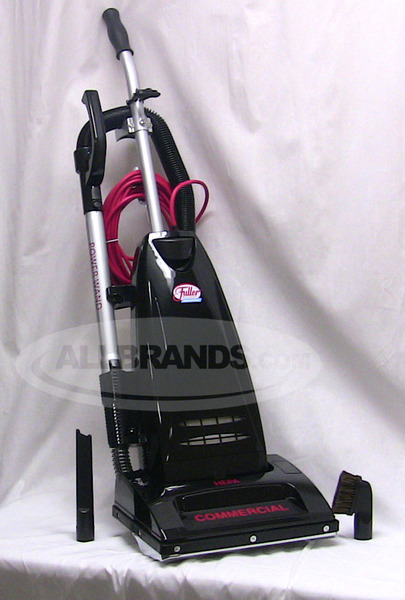 Fuller Brush FBP-14PWBP Upright HEPA Vacuum Cleaner 5 Year Exclusive Parts and Labor Extended Warrantynohtin