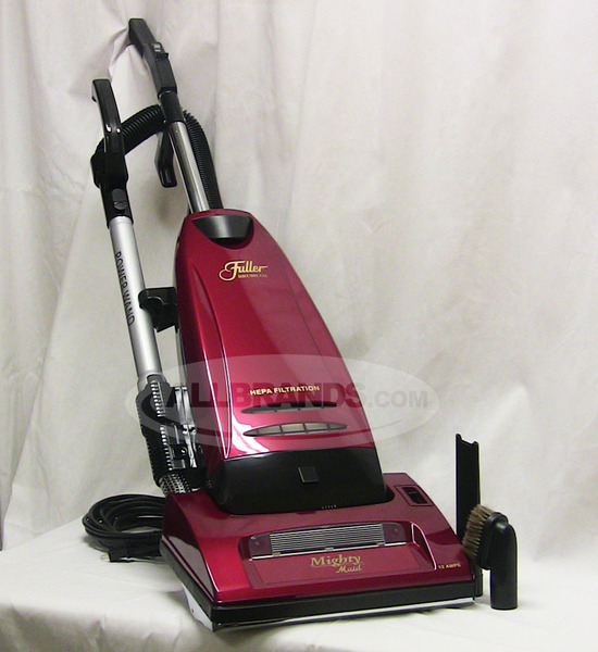 Fuller Brush FB-MMPWCF Mighty Maid Heavy Duty Upright HEPA Vacuum Cleanernohtin