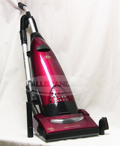 Fuller Brush FBTM-PW +6 Bags +3YrWnty* Tidy Maid Upright Vacuum Cleaner